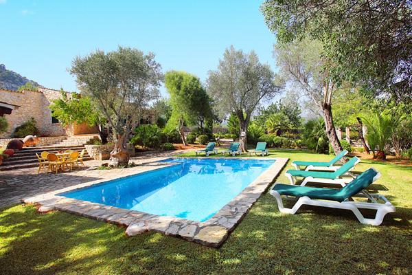 3 bedroom Villa in Pollenca, Mallorca, Mallorca : ref 2086259 - Image 1 - Pollenca - rentals