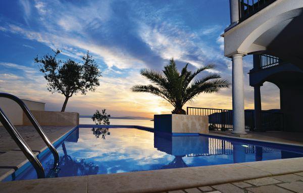 5 bedroom Villa in Krk, Kvarner, Croatia : ref 2087916 - Image 1 - Stara Baska - rentals