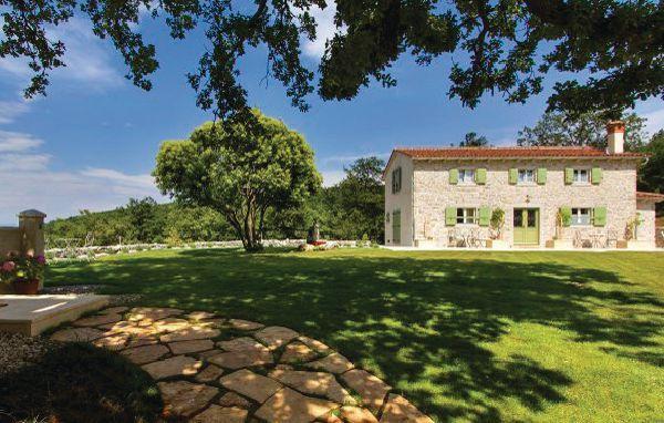 7 bedroom Villa in Labin, Istria, Croatia : ref 2087956 - Image 1 - Sveti Bartol - rentals