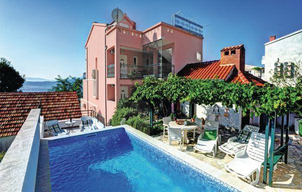 6 bedroom Villa in Makarska, Central Dalmatia, Croatia : ref 2088182 - Image 1 - Igrane - rentals