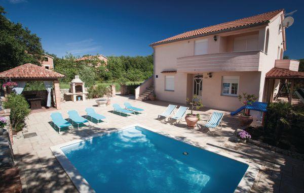 5 bedroom Villa in Krk, Kvarner, Croatia : ref 2088844 - Image 1 - Klimno - rentals