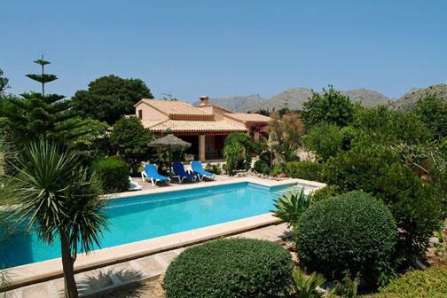 3 bedroom Villa in Pollenca, Mallorca : ref 2093372 - Image 1 - Cala San Vincente - rentals
