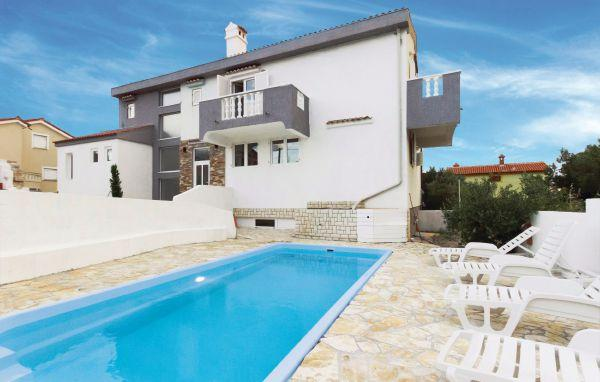7 bedroom Villa in Rab, Kvarner, Croatia : ref 2095490 - Image 1 - Barbat - rentals