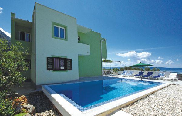 6 bedroom Villa in Makarska, Central Dalmatia, Croatia : ref 2095596 - Image 1 - Bratus - rentals