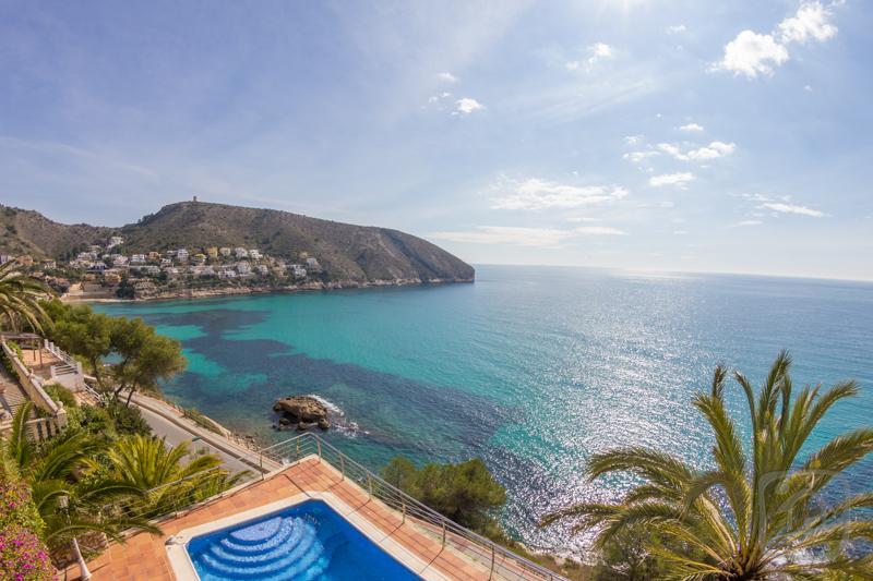 5 bedroom Villa in Moraira, Costa Blanca, Spain : ref 2096102 - Image 1 - La Llobella - rentals