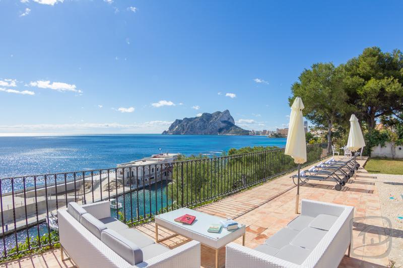 9 bedroom Villa in Benissa, Costa Blanca, Spain : ref 2096107 - Image 1 - La Llobella - rentals