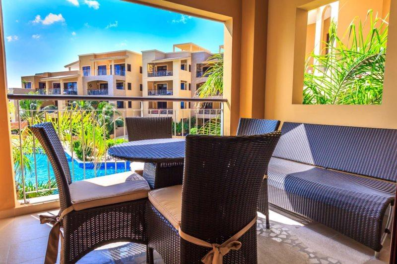 Ocean View 2-Bedroom with Resort Pool - Image 1 - Riviera Maya - rentals