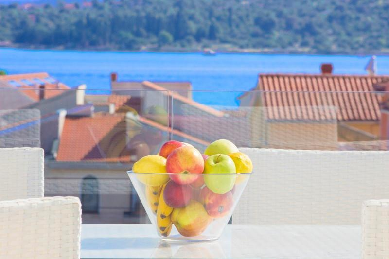 view - Penthouse with pool in Vodice - Vodice - rentals