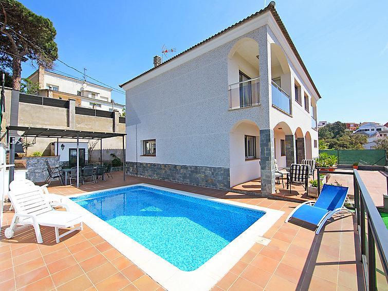 4 bedroom Villa in Lloret De Mar, Costa Brava, Spain : ref 2097052 - Image 1 - Mont Barbat - rentals