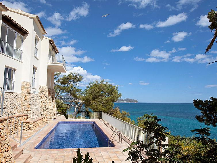 4 bedroom Villa in Calpe, Costa Blanca, Spain : ref 2097203 - Image 1 - La Llobella - rentals
