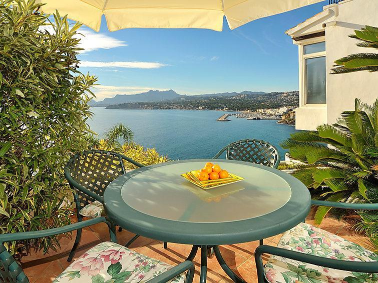 4 bedroom Villa in Moraira, Costa Blanca, Spain : ref 2097207 - Image 1 - La Llobella - rentals
