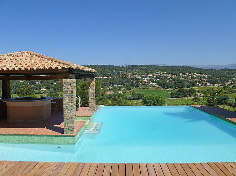 3 bedroom Villa in La Cadiere d'Azur, Cote d'Azur, France : ref 2097799 - Image 1 - Saint-Cyr-sur-Mer - rentals