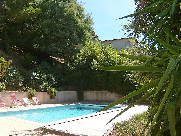 5 bedroom Villa in La Croix Valmer, Cote D Azur, France : ref 2097823 - Image 1 - La Croix-Valmer - rentals