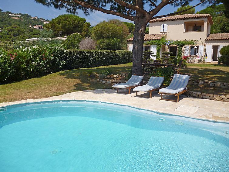 4 bedroom Villa in Saint Tropez, Cote D Azur, France : ref 2097826 - Image 1 - Ramatuelle - rentals