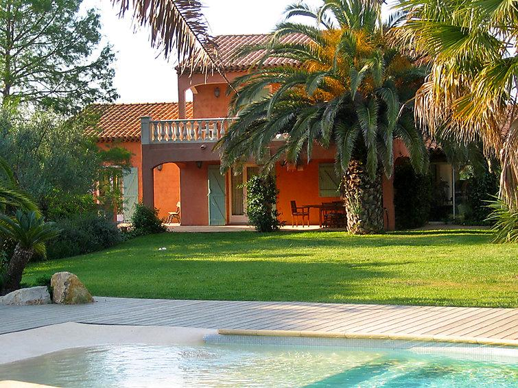 4 bedroom Villa in Saint Tropez, Cote D Azur, France : ref 2097827 - Image 1 - Ramatuelle - rentals