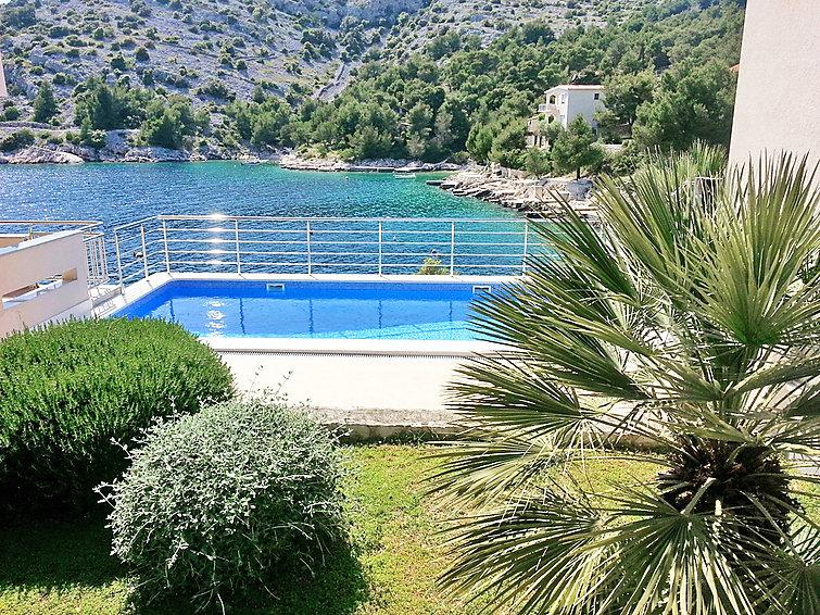 4 bedroom Villa in Rogoznica Razanj, Central Dalmatia, Croatia : ref 2098181 - Image 1 - Cove Stivasnica (Razanj) - rentals