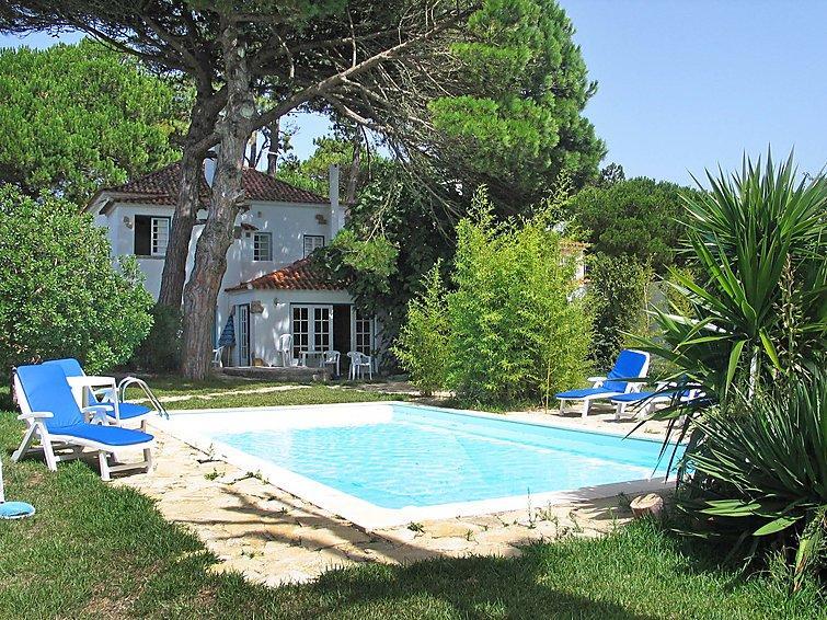 5 bedroom Villa in Sintra, Lisbon Tejo Valley, Portugal : ref 2098783 - Image 1 - Sintra - rentals