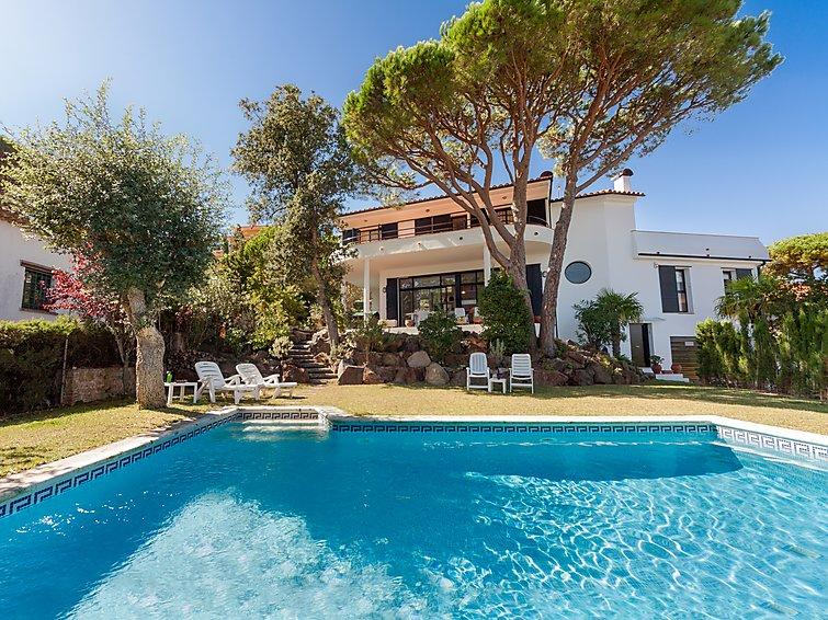5 bedroom Villa in St Antoni de Calonge, Costa Brava, Spain : ref 2099058 - Image 1 - San Antonio de Calonge - rentals