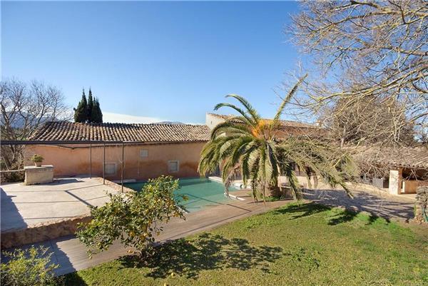 3 bedroom Villa in Buger, Mallorca : ref 2103930 - Image 1 - Buger - rentals