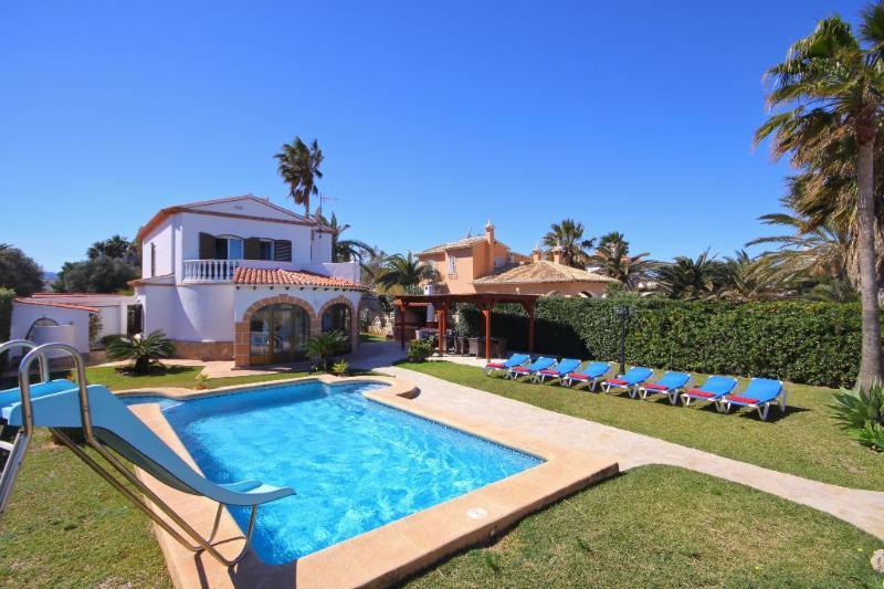 6 bedroom Villa in Denia, Costa Blanca, Spain : ref 2127156 - Image 1 - Els Poblets - rentals