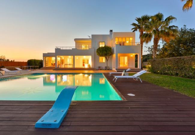4 bedroom Villa in Ibiza Town, Ibiza : ref 2132815 - Image 1 - Nuestra Senora de Jesus - rentals
