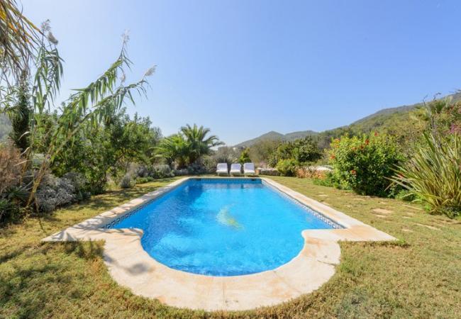 4 bedroom Villa in San Jose, Baleares, Ibiza : ref 2132839 - Image 1 - San Jose - rentals