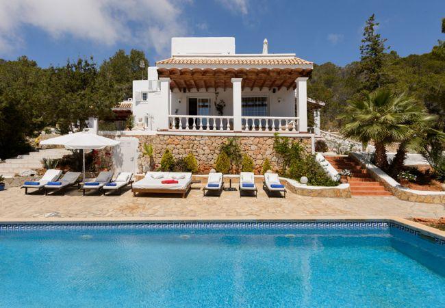 5 bedroom Villa in San Jose, Baleares, Ibiza : ref 2132836 - Image 1 - San Jose - rentals