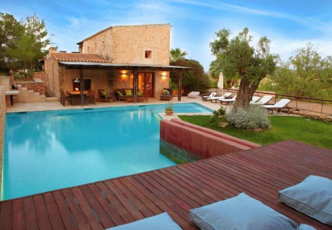 6 bedroom Villa in San Jose, Ibiza : ref 2132845 - Image 1 - San Agustin - rentals