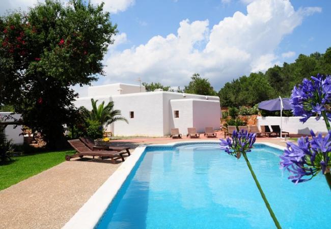7 bedroom Villa in Santa Eulalia Del Rio, Ibiza : ref 2132865 - Image 1 - Es Codolar - rentals