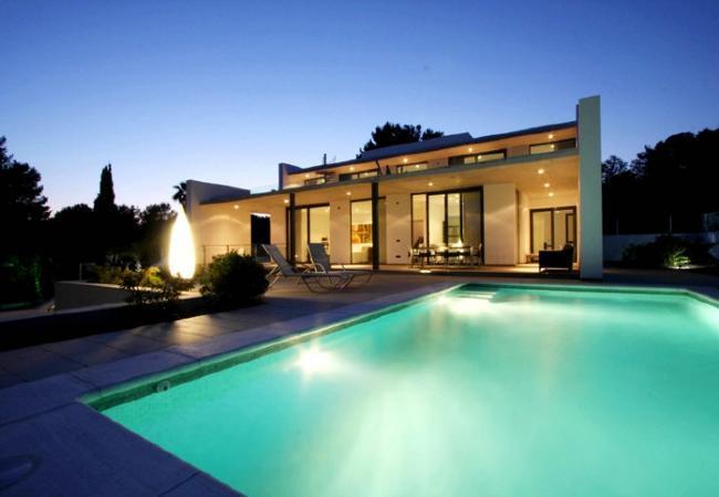 4 bedroom Villa in Santa Eulalia Del Rio, Ibiza, Ibiza : ref 2132877 - Image 1 - Santa Eulalia del Rio - rentals