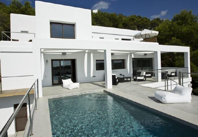 6 bedroom Villa in Sant Antoni de Portmany, Baleares, Ibiza : ref 2132882 - Image 1 - Sant Antoni de Portmany - rentals