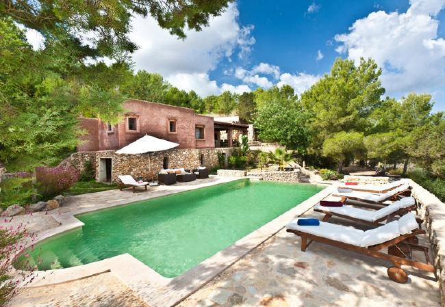 3 bedroom Villa in Santa Eulalia Del Rio, Ibiza : ref 2132893 - Image 1 - Es Codolar - rentals
