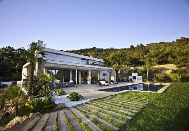 5 bedroom Villa in Ibiza Town, Baleares, Ibiza : ref 2132898 - Image 1 - Ibiza Town - rentals