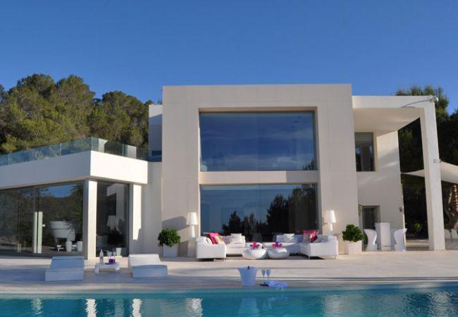 4 bedroom Villa in San Jose, Baleares, Ibiza : ref 2132924 - Image 1 - San Jose - rentals