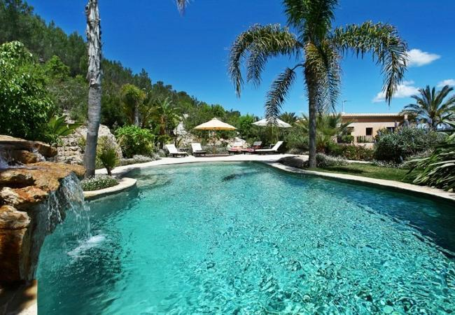 5 bedroom Villa in Santa Eulalia Del Rio, Baleares, Ibiza : ref 2132925 - Image 1 - Santa Eulalia del Rio - rentals