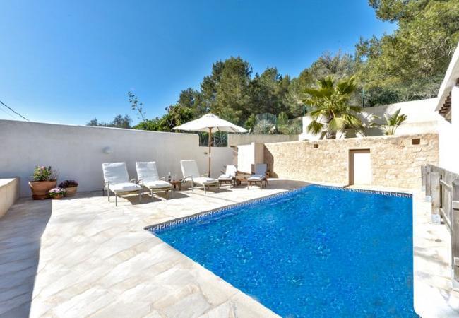 4 bedroom Villa in San Jose, Baleares, Ibiza : ref 2132926 - Image 1 - San Jose - rentals