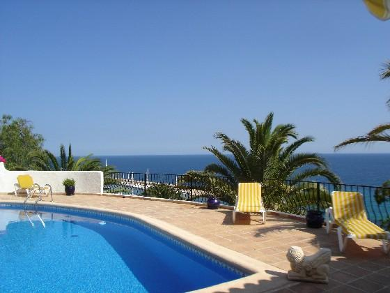 3 bedroom Villa in Altea, Alicante, Costa Blanca, Spain : ref 2135049 - Image 1 - Altea la Vella - rentals