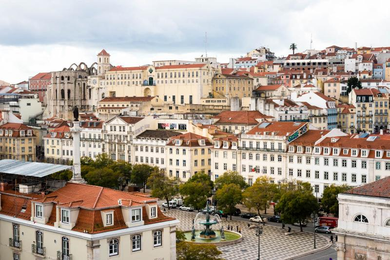 Casa Santana -  NEW photos! Lovely Rossio Views - Image 1 - Lisbon - rentals