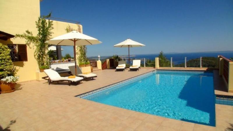 4 bedroom Villa in Es Cubells, Ibiza : ref 2135594 - Image 1 - Es Cubells - rentals