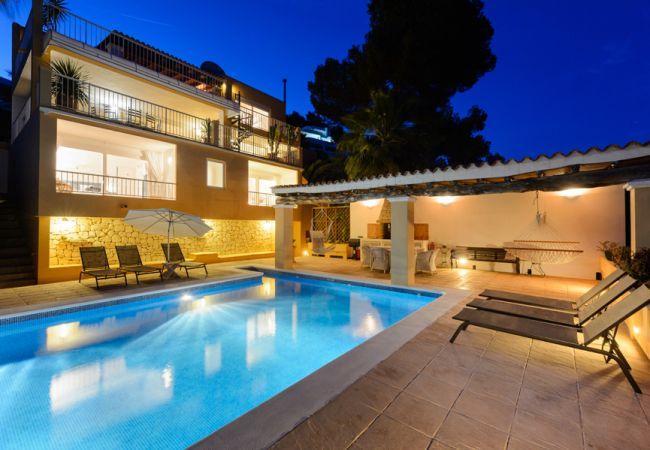 4 bedroom Villa in Ibiza Town, Baleares, Ibiza : ref 2197879 - Image 1 - Nuestra Senora de Jesus - rentals