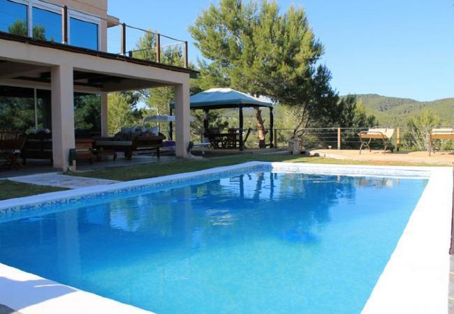 5 bedroom Villa in San Jose, Cala Jondal, Baleares, Ibiza : ref 2197880 - Image 1 - Es Cubells - rentals