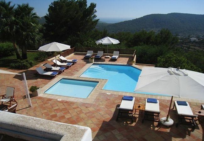 5 bedroom Villa in San Jose, Ibiza, Ibiza : ref 2197889 - Image 1 - San Jose - rentals