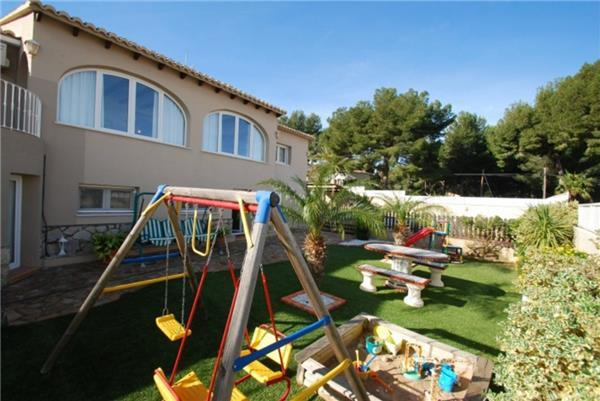 4 bedroom Villa in Denia, Costa Blanca, Spain : ref 2208382 - Image 1 - Jesus Pobre - rentals