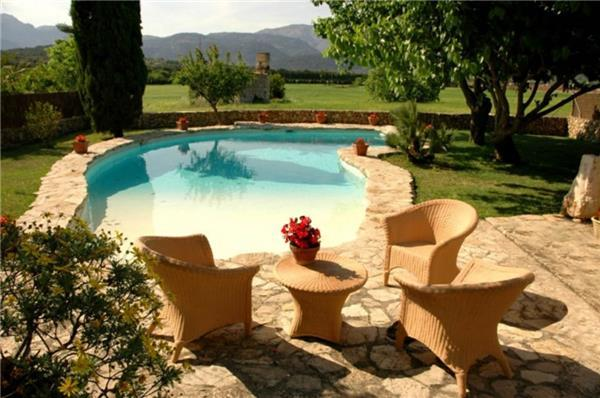 4 bedroom Villa in Buger, Mallorca : ref 2209609 - Image 1 - Buger - rentals