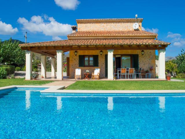 3 bedroom Villa in Pollenca, Mallorca, Mallorca : ref 2213584 - Image 1 - Pollenca - rentals