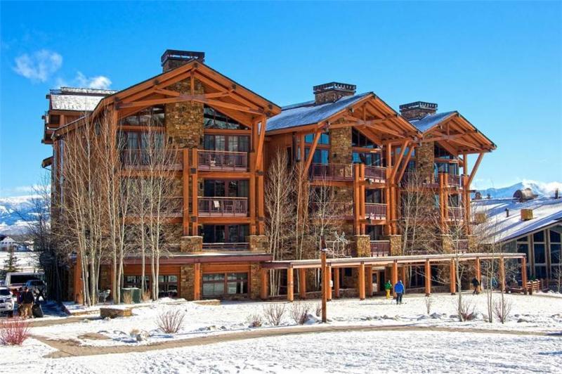 1.5BD/2.5Ba Crystal Springs 403 - Image 1 - Teton Village - rentals