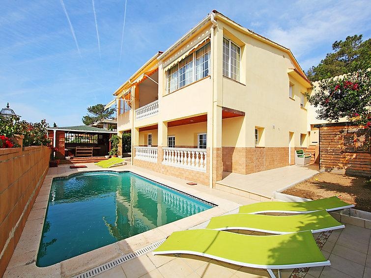 5 bedroom Villa in Lloret de Mar, Costa Brava, Spain : ref 2214260 - Image 1 - Lloret de Mar - rentals