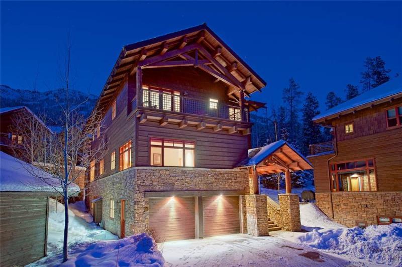 4Bd/4.5Ba Granite Ridge Lodge #6 - Image 1 - Teton Village - rentals