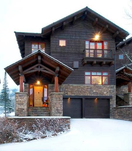 4BD/4.5 BA Granite Ridge Lodge - Image 1 - Teton Village - rentals