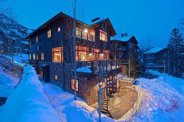 5bd/4.5ba Granite Ridge Lodge #16 - Image 1 - Teton Village - rentals